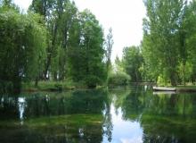 Campello sul Clitunno - Umbria - le Fonti del Clitunno