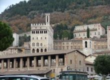 Gubbio - Umbria - Palazzo del Capitano