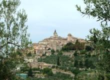 Trevi - Umbria - veduta